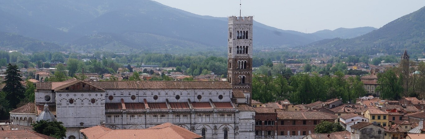 History of the city of Lucca
