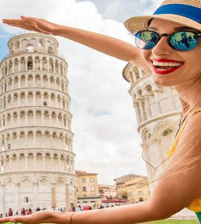 1 Hour Guided Pisa Tour €15