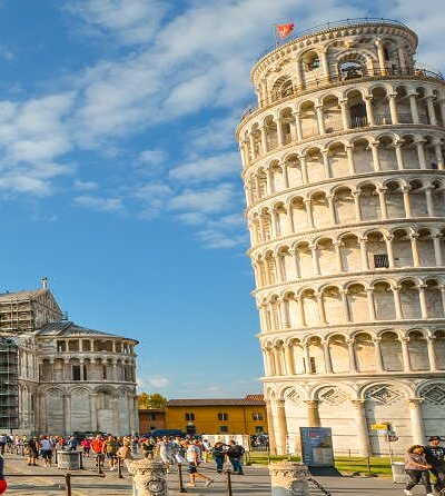 Half Day Pisa Tour from Florence €45