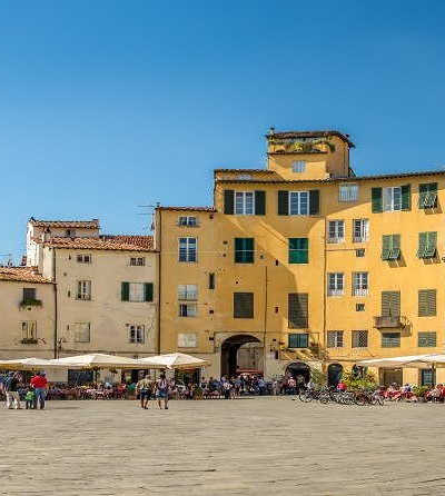 Pisa & Lucca Day Trip from Florence €59