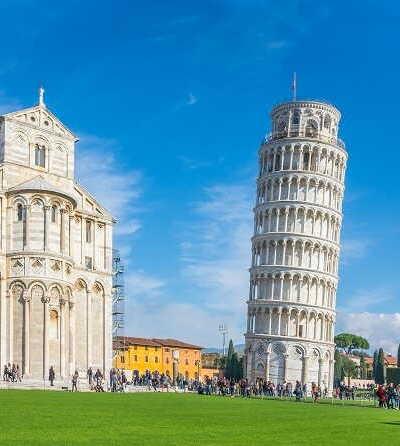 Two Hour Pisa Walking Tour €32