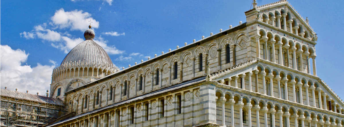 The Best Architectural sites of Pisa